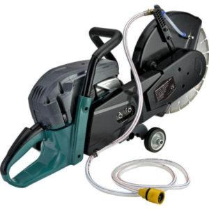 Petrol powered cutter